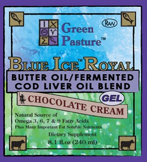 Green Pasture Royal Blend - CHOCOLATE CREAM